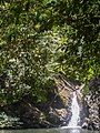 Waterfall in Tabin Wildlife Reserve (14840026387).jpg