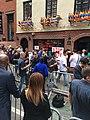 WeAreOrlando Vigil outside the Stonewall Inn, New York, June 13, 2016 (27585714011).jpg