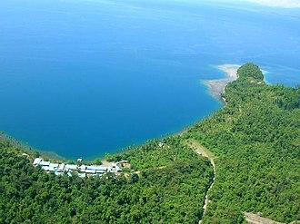 North Maluku - Image: Weda Bay Nickel site