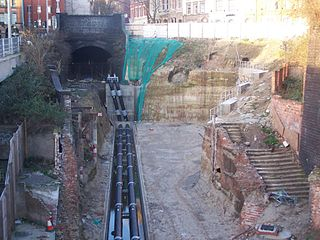 Tunnels of Nottingham