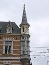 weesperzijde 33 tower from ruyschstraat