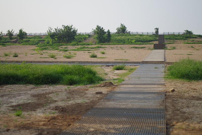 Weiyang Palace site.JPG