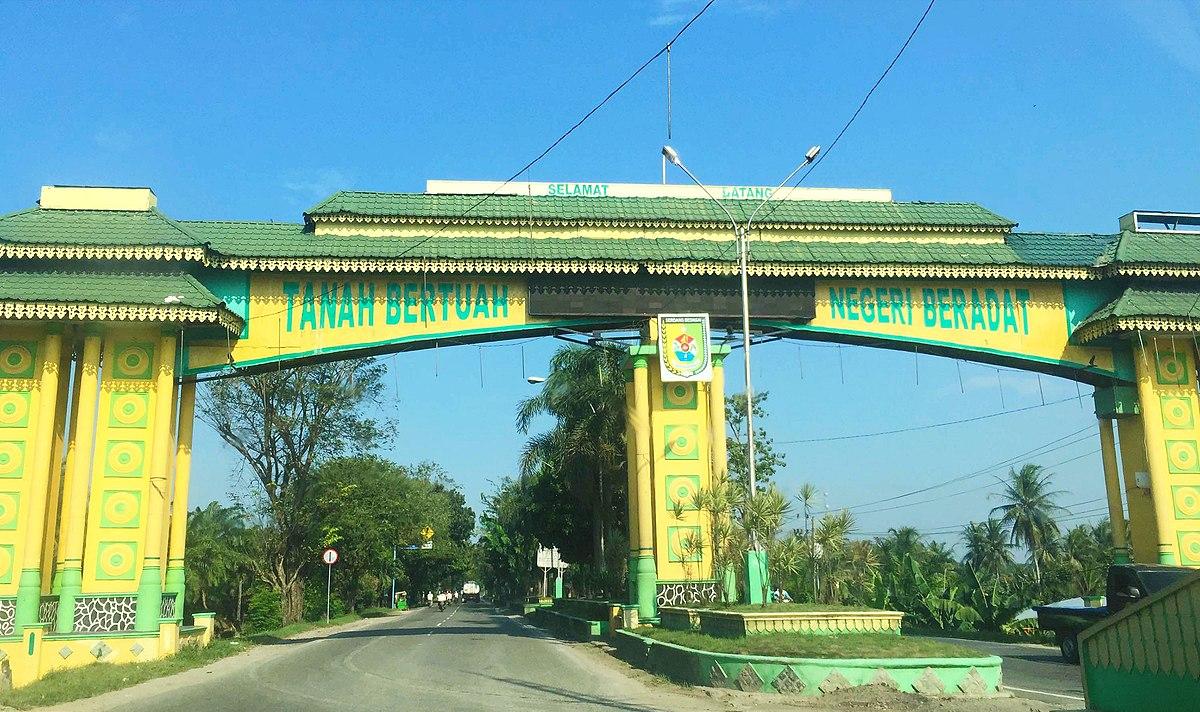 Kabupaten Serdang Bedagai Wikipedia Bahasa Indonesia Ensiklopedia Bebas