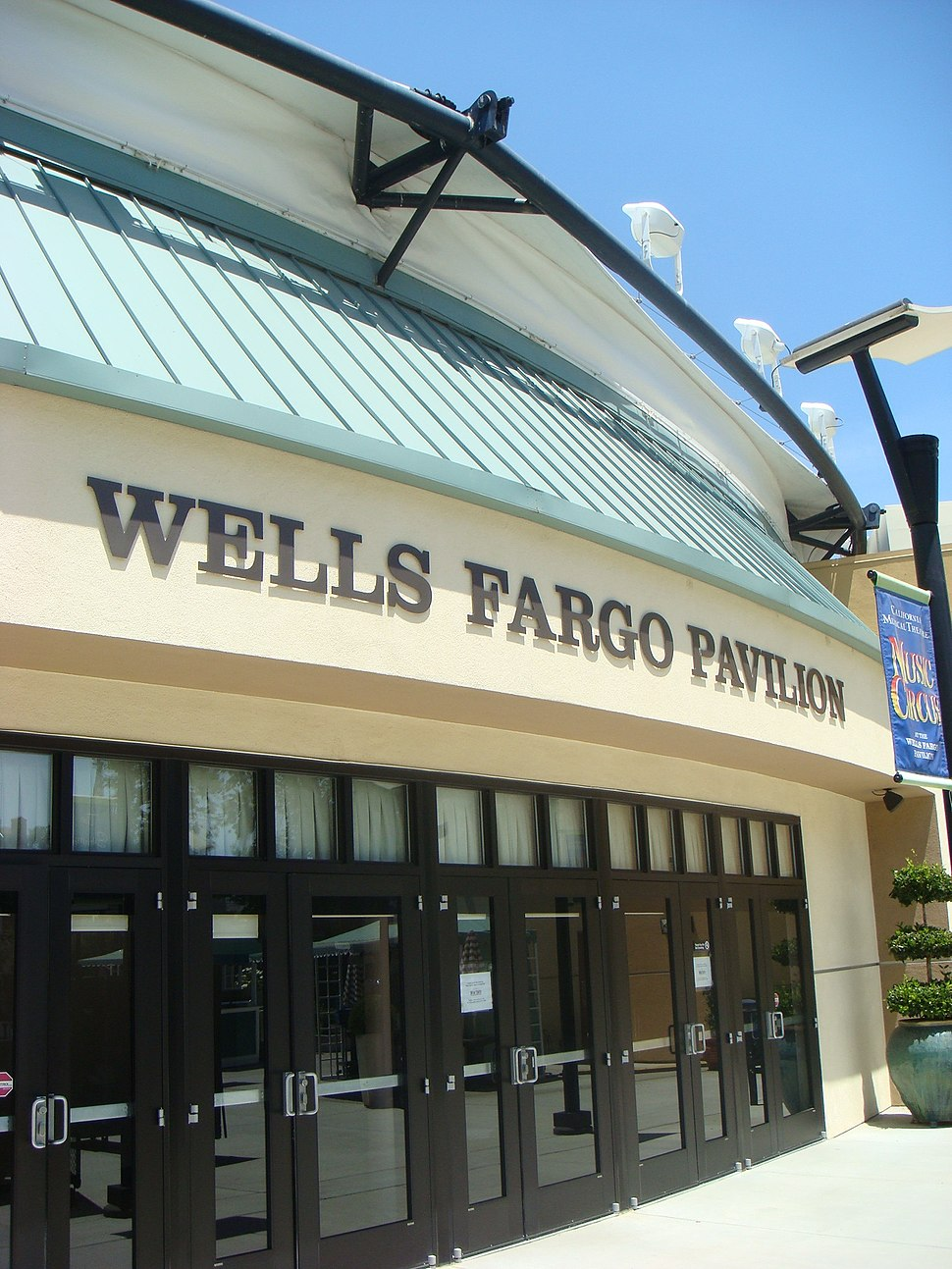 Wells Fargo Pavilion