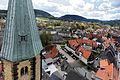 Welterbe Altstadt Goslar, Blick vom Turm der Marktkirche. 02.jpg