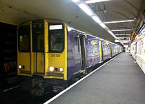 Welwyn Garden City Train, Moorgate 8 May 2013.jpg