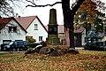 Werben (Spreewald), Obelisk.jpg