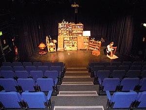 West End Centre, Aldershot - The Auditorium