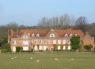 My Cousin Rachel (2017 film) - West Horsley Place was a filming location.