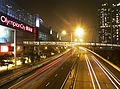 West Kowloon Highway at night (second revised).jpg