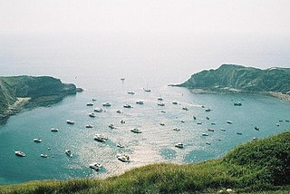 Lulworth Cove cove