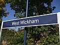 West Wickham stn signage.JPG