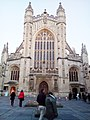 West door of Bath Abbey.jpg