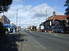 Westgate Road (A186) - geograph.org.uk - 3582849.jpg