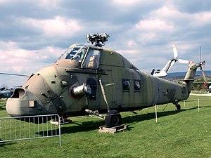 Westland Wessex HC.2 cn wa149, RAF XR527 pic2.JPG