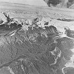 White Glacier, valley glacier, mountain glaciers and striations in the rock, September 17, 1972 (GLACIERS 5967).jpg