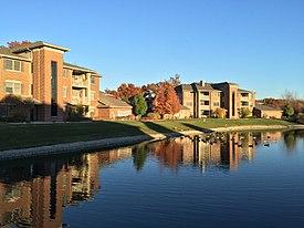 White Oak Apartments Munster Indiana