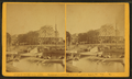Whiting House, with sailboats and rowboats in foreground, by J. Bullock.png
