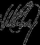 HSC 118 | Dubai | Prijave 130px-Whitney's_Signature
