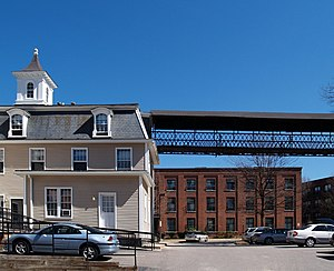 Leominster, Massachusetts - The former Whitney Carriage Company Complex