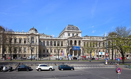 The University of Vienna Wien - Universitat (3).JPG