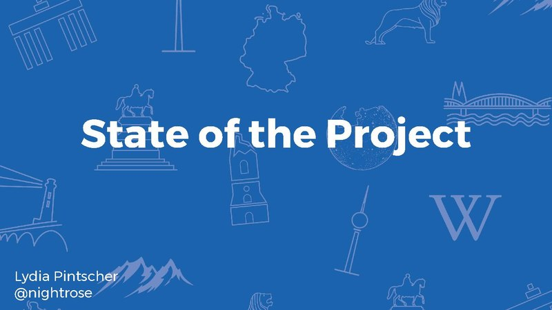 File:WikidataCon 2017- State of the Project.pdf