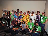 Wikimanía 2015 - Day 3 - Opening Ceremony - México 18.jpg