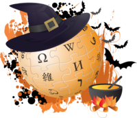 Wikipedia Halloween's Day