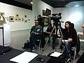 Wikipedian in Residence at Museu d'Art Jaume Morera- press presentation (21).JPG