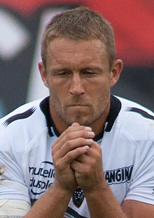 Wilkinson's famous pose 28th September 2013.jpg