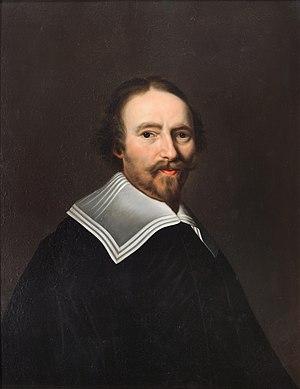 William Fanshawe - William Fanshawe by Cornelis Janssens van Ceulen