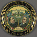 "William H. Taft-Sherman ""Grand Old Party, 1856 to 1908"" Tin Portrait Plate, 1908 (4359956342).jpg"