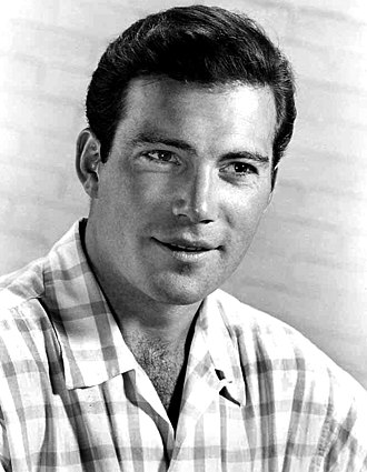 William Shatner - Shatner publicity photo, 1958