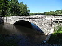 Willow Street bridge over the Charles River, Dover MA.jpg