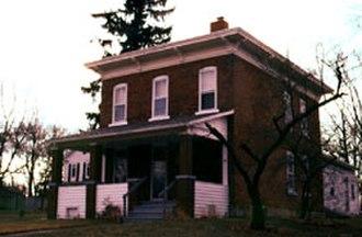 Wilson Bruce Evans House - Image: Wilson Bruce Evans House