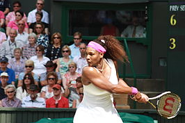Winnares in het enkelspel, Serena Williams