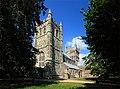 Wimborne Minster - Church of St Cuthburga - geograph.org.uk - 899108.jpg