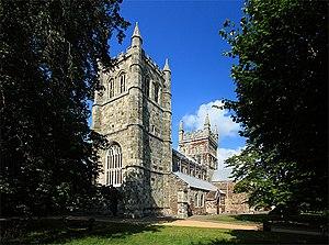 Wimborne Minster (church) - Wimborne Minster