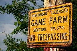 Wisconsin game farm sign.jpg