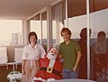 With Santa in the Balcony in Florida 1979.jpg