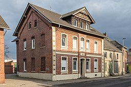 Klosterstraße in Rees