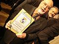 Wolney Castro - Recebendo o título de Cidadão Emérito de Pelotas.jpg