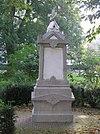 foto van Gedenkteken ter nagedachtenis aan dr. Johannes ab Utrecht Dresselhuis in neo-classicistische trant