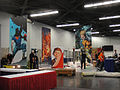 WonderCon 2012 - setting up the show (6873025660).jpg