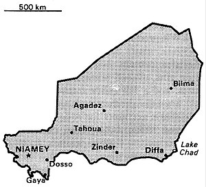 World Factbook (1990) Niger.jpg