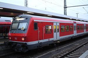 Nuremberg S-Bahn