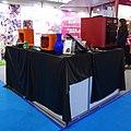 XYZ printing booth, Taipei IT Month 20171209.jpg