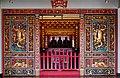 Xingang Fengtian Temple Mittlere Halle 1.jpg