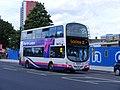 YN09 OBR First West Yorkshire ExCel Arena shuttle service 21. 37720. (7706132870).jpg