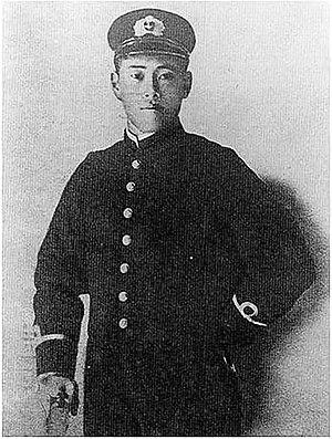 Isoroku Yamamoto - Yamamoto in 1905